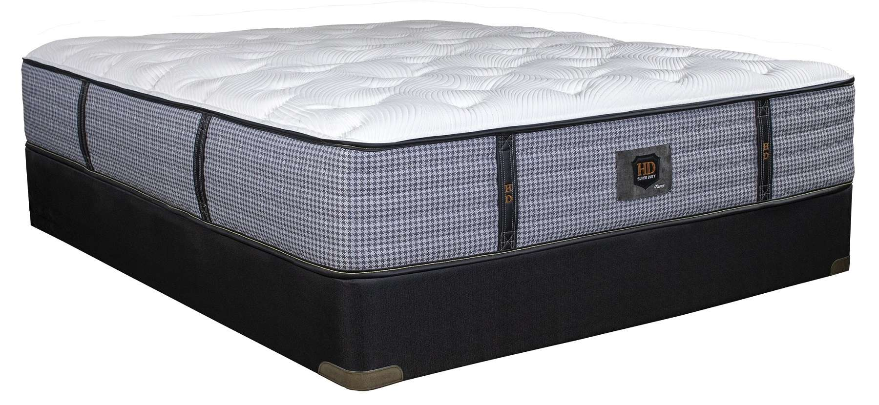 Oliver Mattress and BS silo